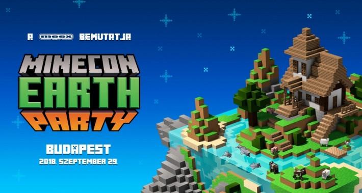 MineCon Earth Party - Lurdy Mozi @ Lurdy Mozi