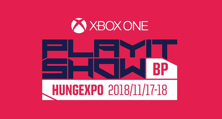 PlayIT - Budapest (2018.November) @ HUNGEXPO Budapesti Vásárközpont