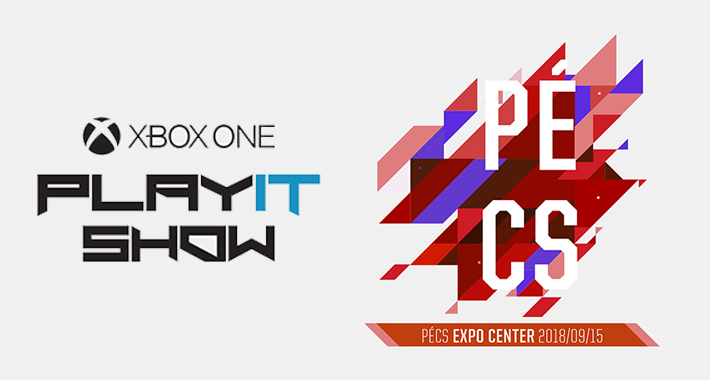 PLAYIT – PÉCS (2018.SZEPTEMBER) @ EXPO CENTER