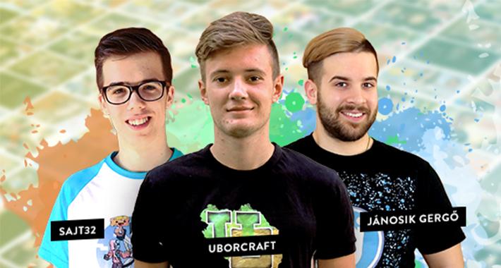 VideóSOKK - UborCraft / Sajt32 / Jánosik Gergő @ Lurdy Mozi